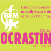 BFM Procrastinator Barrel-aged Eisbock