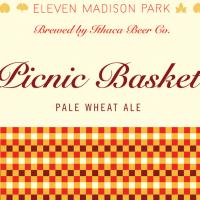 Picnic Basket Pale Wheat Ale Eleven Madison Park