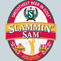 Slammin' Sam Premium Lager