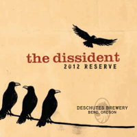 Deschutes The Dissident Belgian Brown Ale