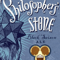 Two Brothers Philosopher's Stone Black Saison