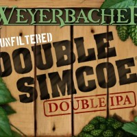 Weyerbacher Unfiltered Double Simcoe Double IPA
