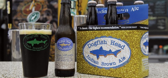 dogfish head indian brown ale 6 pack