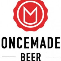 oncemade beer logo square