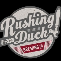 rushing duck brewing co logo