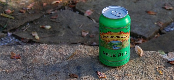 sierra nevada can pic