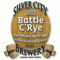 Silver City Battle C'Rye Rye Whiskey Barrel Aged American Strong Rye Ale
