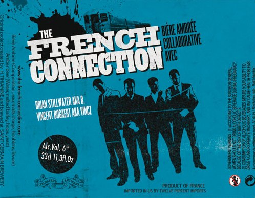 The French Connection Bierè Ambrée