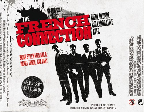 The French Connection Bière Blonde