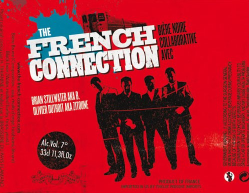 The French Connection Bierè Noire