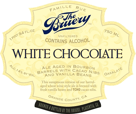 Image result for the bruery white chocolate bourbon