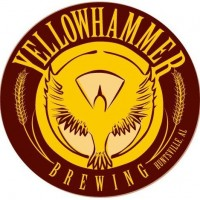 yellowhammer brewing logo maroon