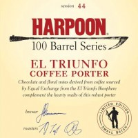 Harpoon El Triunfo Coffee Porter
