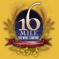16 Mile Brewing logo