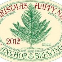 Anchor Our Christmas Ale (2012)
