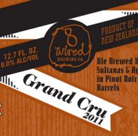 8 Wired Grand Cru Label USA