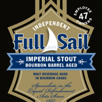 Full Sail Bourbon Barrel-aged Imperial Stout