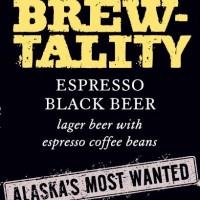 Midnight Sun Brewtality Espresso Black Lager