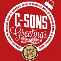 Lompoc C-Sons Greetings Imperial Pale Ale