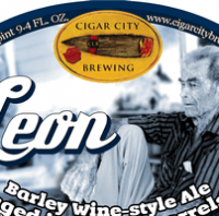 Cigar City Leon Brandy Barrel-Aged Barley Wine