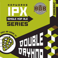 Hopworks Double Dryhop IPX Single Hop Ale