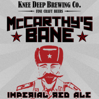 Knee Deep McCarthy's Bane Imperial Red Ale