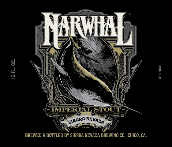 Sierra Narwhal Imperial Stout