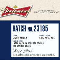 23185 Bourbon Oak-Aged Lager