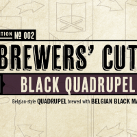 Real Ale Brewers' Cut Black Quadrupel