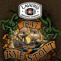 Lavery 1847 Rye Stout