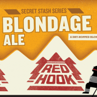 Redhook Blondage Ale label