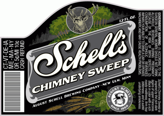 Schells Chimney Sweep Black Lager