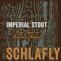 Schlafly Bourbon Barrel-aged Imperial Stout