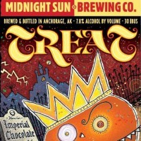 Midnight Sun TREAT Imperial Chocolate Pumpkin Porter