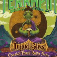 Terrapin Liquid Bliss Chocolate Peanut Butter Porter