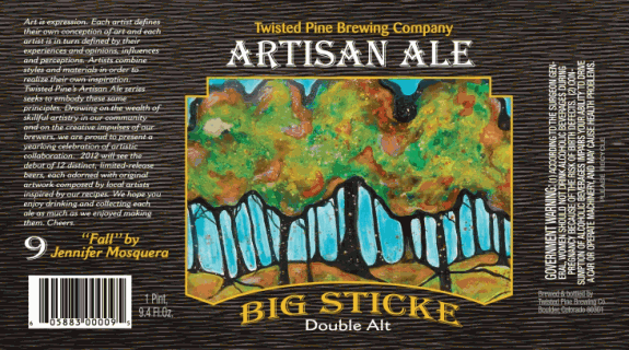 Twisted Pine Big Sticke Double Alt