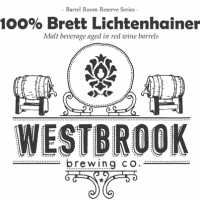 Westbrook 100 Brett Lichtenhainer Red Wine Barrel-aged Ale