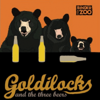 Arcadia Goldilocks and the Three Bears Red Ale