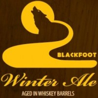 Blackfoot River Brewer's Reserve Whiskey Barrel-aged Winter Ale