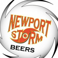 newport storm beers logo