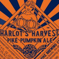 Pike Harlot's Harvest Pumpkin Ale