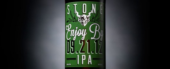 stone enjoy by 09.21.12 ipa