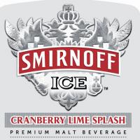 Smirnoff Cranberry Lime Splash
