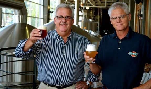 Boulevard Brewing CEO