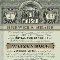 Full Sail Vendell's Veizen Weizen Bock