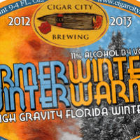 Cigar City Warmer Winter Winter Warmer (2013)