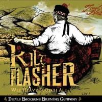 Devils Backbone Kilt Lifter Wee Heavy Scotch Ale