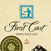 Elevation First Cast IPA