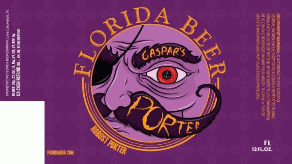 Florida Gaspar's Robust Porter