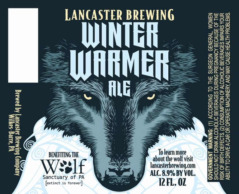 Lancaster Winter Warmer now available, brewery partners with local ...